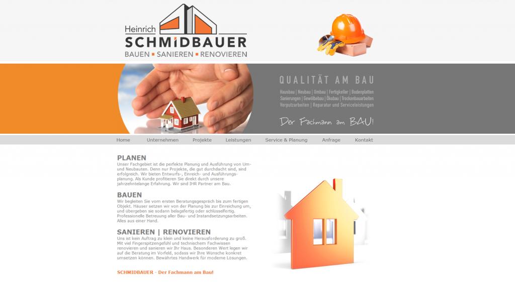 Homepage und Webdesogn von Exclusive Design die Homepageprofis aus Ried im Innkreis, Aurolzmünster